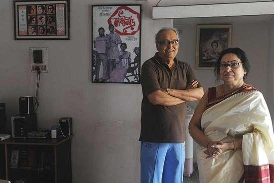 Soumitra and Madhabi